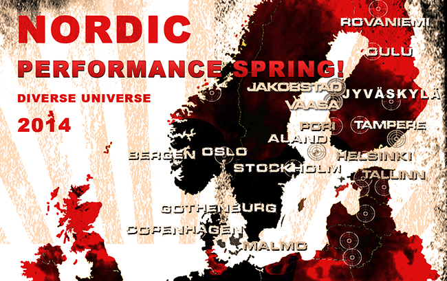 Nordic Performance Spring ! on map